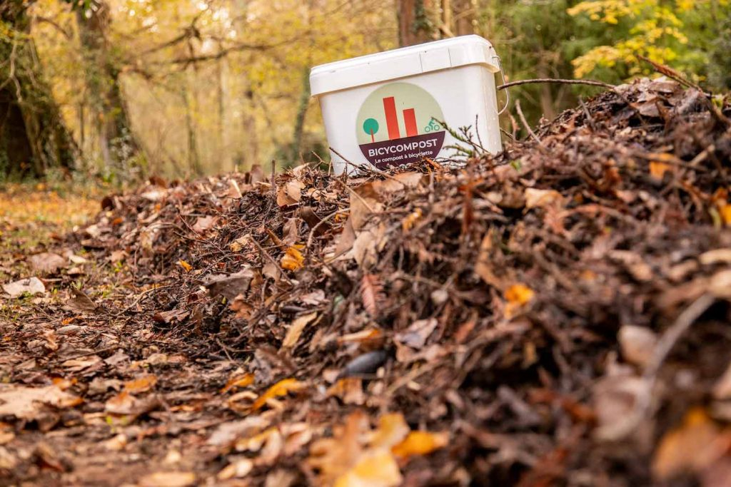 Plateforme de compostage BicyCompost