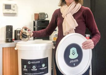 Neoless recycle les capsules de café