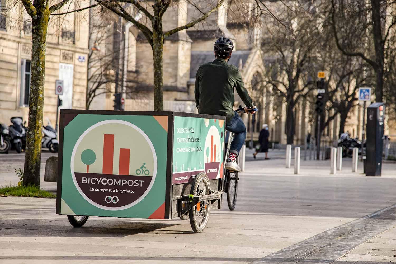 La carriole de BicyCompost