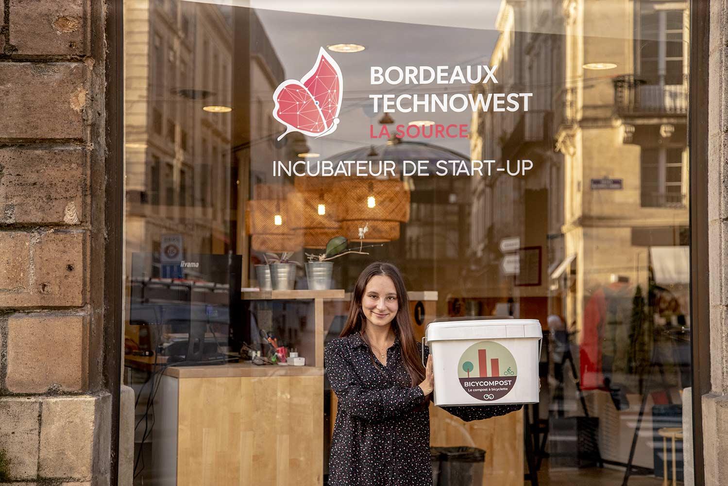Bordeaux Technowest client BicyCompost
