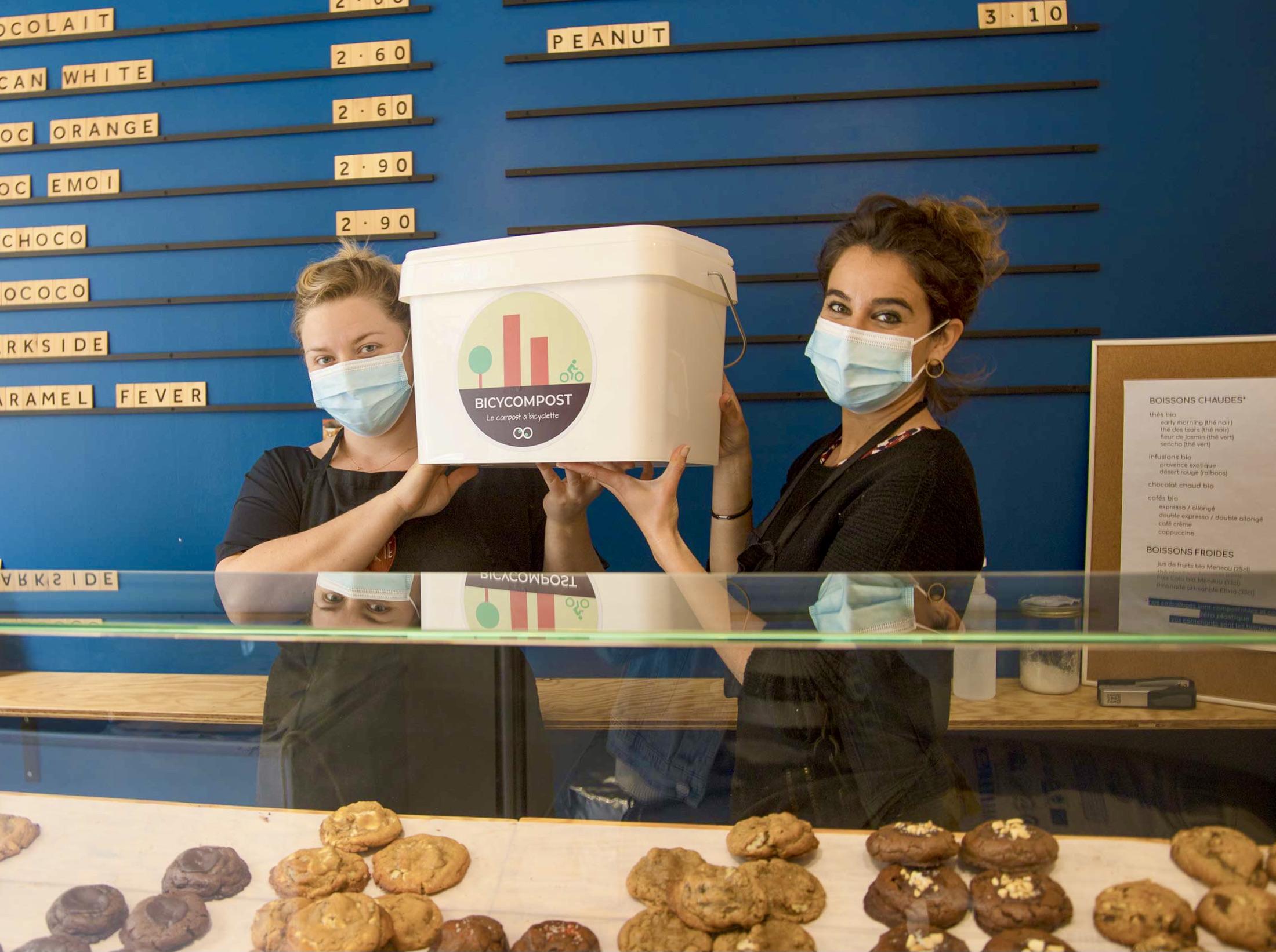Be My Cookie : Restaurant éco-responsable à Bordeaux