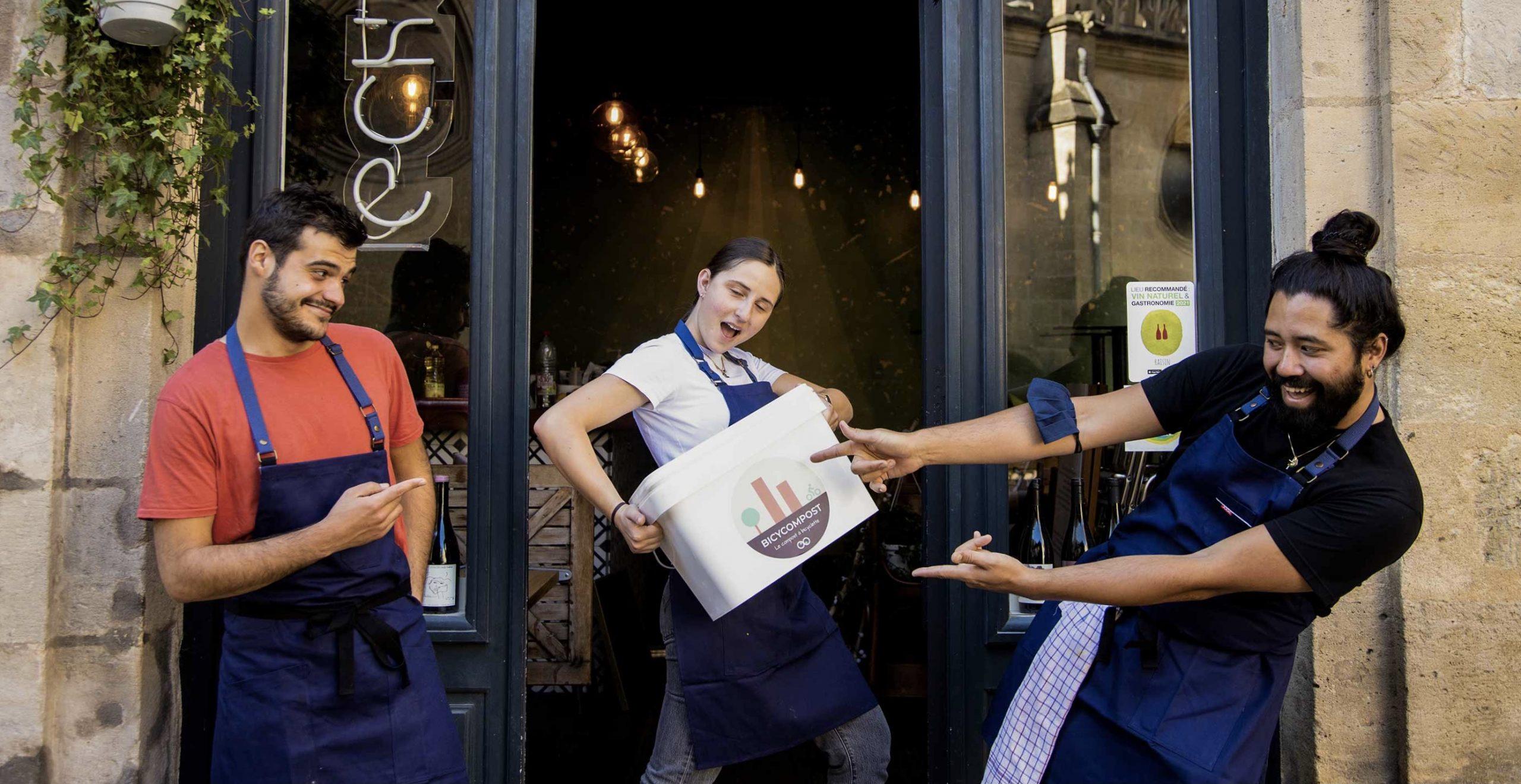 Echo : Restaurant éco-responsable à Bordeaux