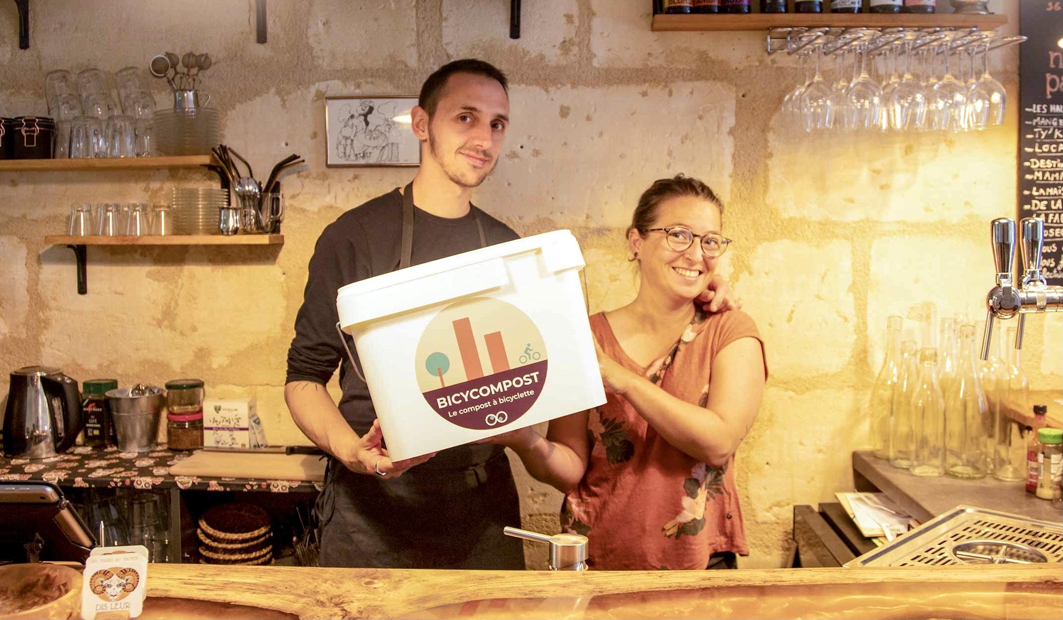 Dis Leur : Restaurant végétalien éco-responsable à Bordeaux