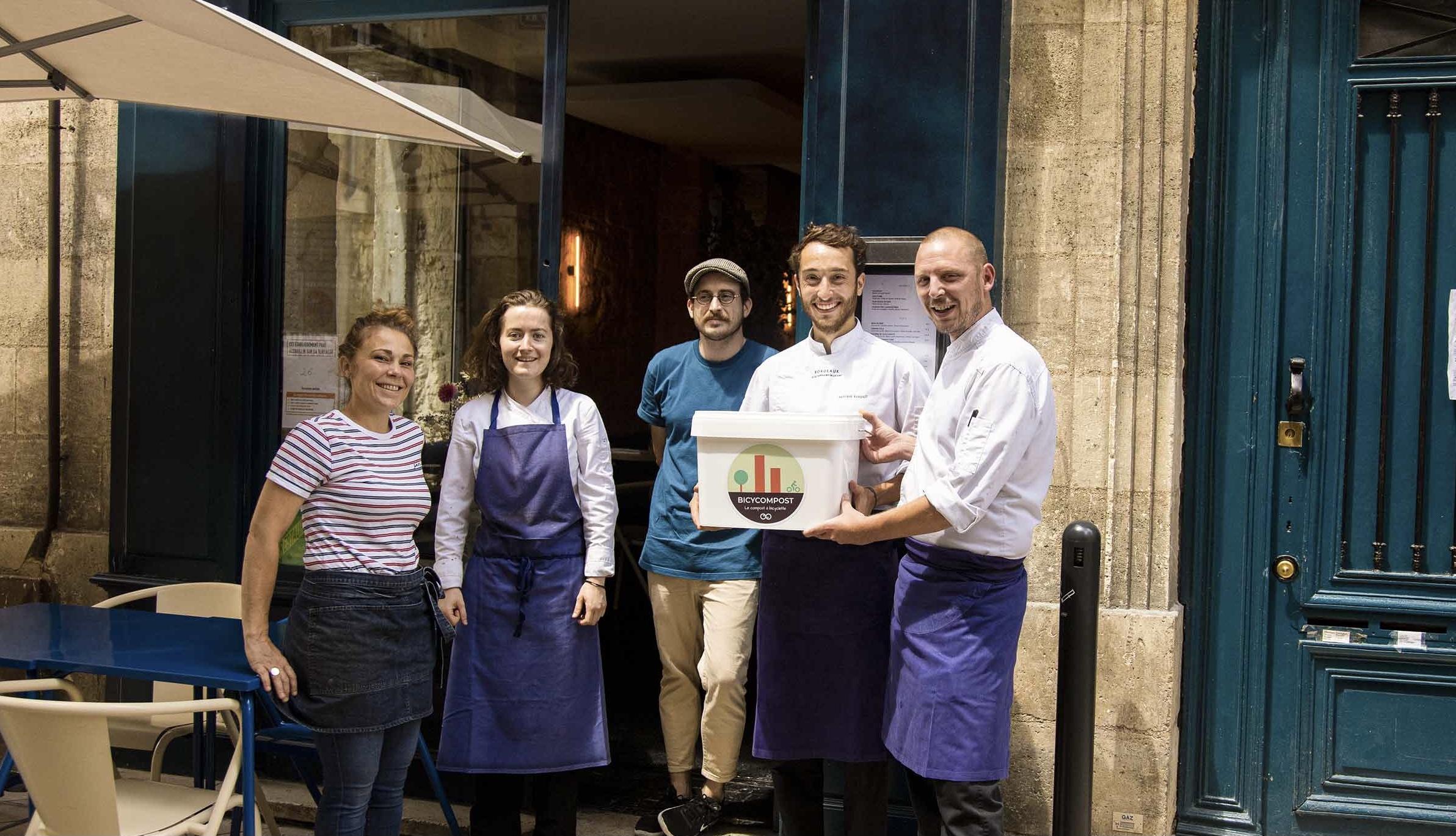 Lauza : Restaurant éco-responsable à Bordeaux
