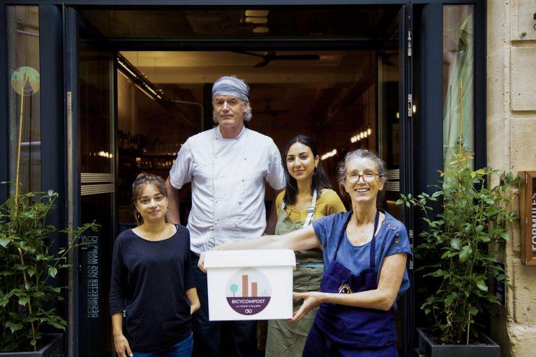 Zinzin : Café - restaurant éco-responsable à Bordeaux
