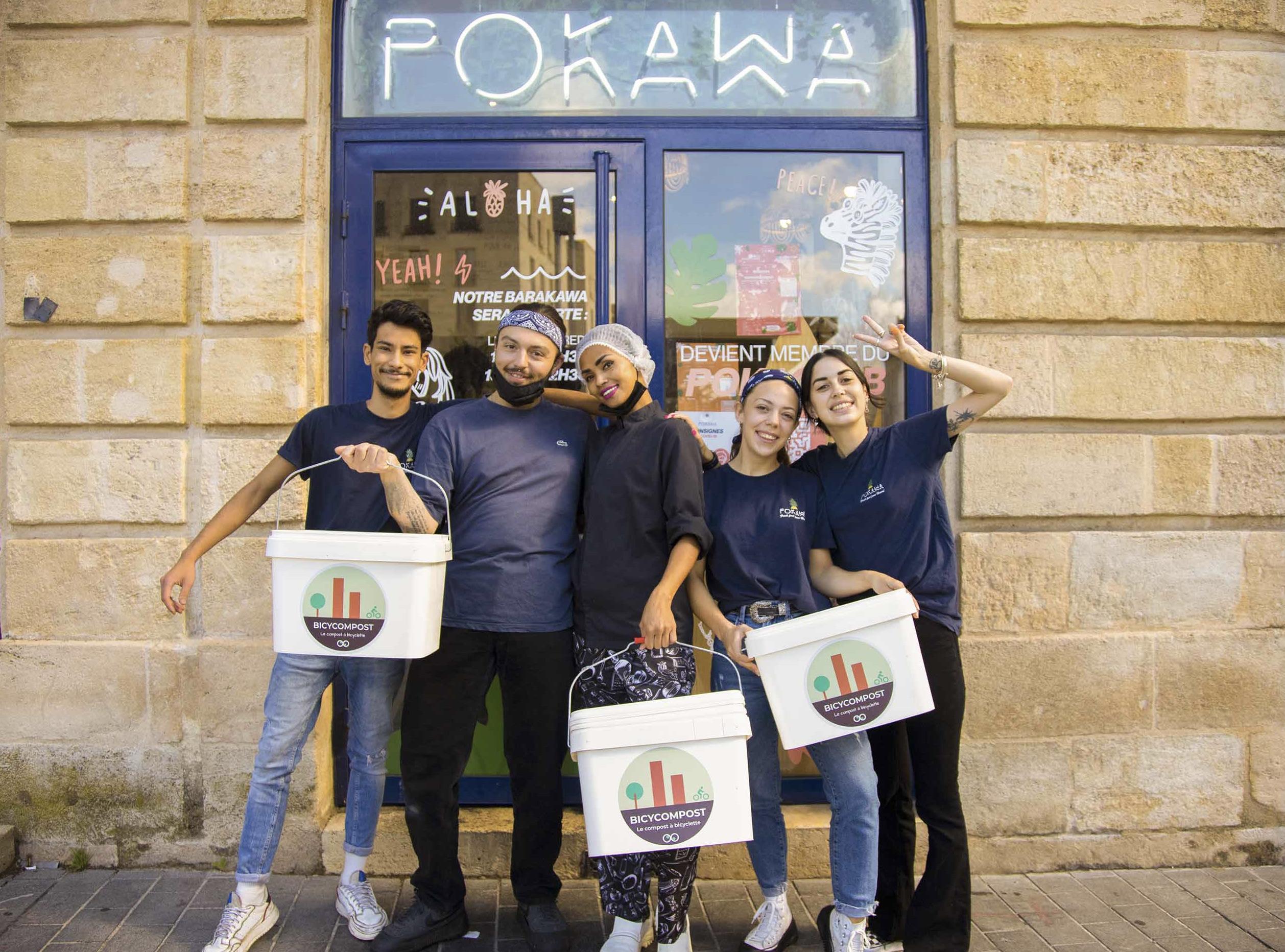 Pokawa : Restaurant de pokés éco-responsable à Bordeaux